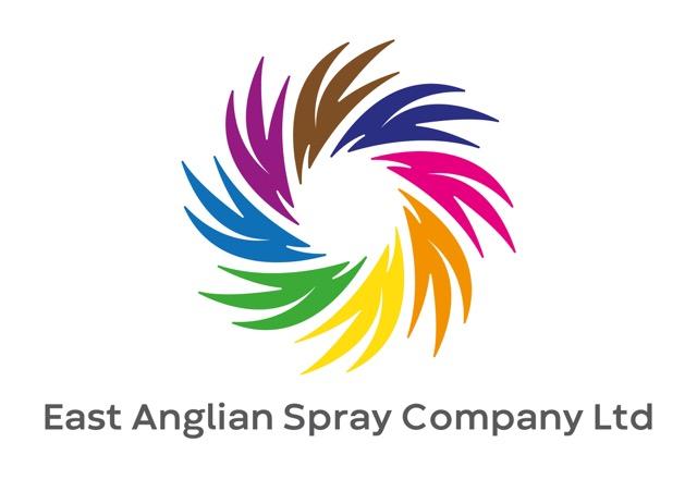 East Anglian Spray Logo